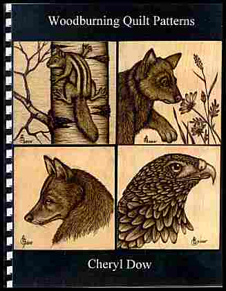 Wildlife Patterns; Wood Burning, Painting, Crafts